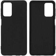 Case Rubber TPU Samsung A325 A32 4G black
