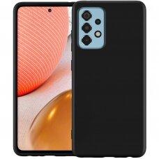 Case Rubber TPU Samsung A725 A72 black