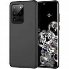 Case Rubber TPU Samsung G988 S20 Ultra/S11 Plus black