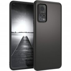 Case Rubber TPU Xiaomi Mi 10T black