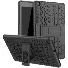 Case Shock-Absorption Samsung T970/T976 Tab S7 Plus 12.4 black