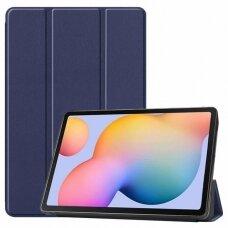 Case Smart Leather Apple iPad Air 10.9 2020 dark blue