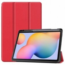 Case Smart Leather Huawei MediaPad T5 10.0 red
