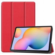 Case Smart Leather Lenovo IdeaTab M10 X306X 4G 10.1 red