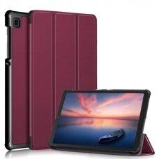 Case Smart Leather Samsung T220/T225 Tab A7 Lite 8.7 bordo
