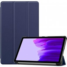 Case Smart Leather Samsung T220/T225 Tab A7 Lite 8.7 dark blue