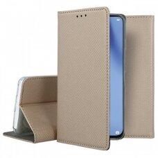 Case Smart Magnet Huawei P40 Lite gold