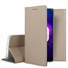 Case Smart Magnet Samsung A31 gold