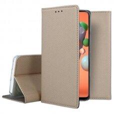 Case Smart Magnet Samsung M21 gold