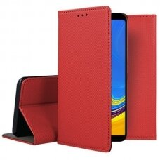 Case Smart Magnet Samsung S10 Lite/A91 red