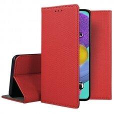 Case Smart Magnet Xiaomi Redmi Note 9T 5G red