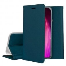Case Smart Magnetic Samsung A325 A32 4G dark green