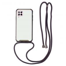 Case Strap Case Huawei P40 Lite black