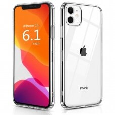 Case X-Level Antislip/O2 Apple iPhone 11 clear
