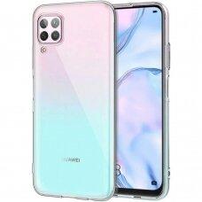 Case X-Level Antislip/O2 Huawei P40 Lite/Nova 6 SE/Nova 7i clear