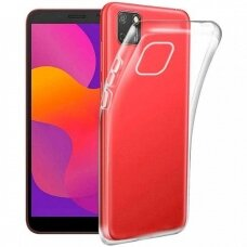 Case X-Level Antislip/O2 Huawei Y5P clear