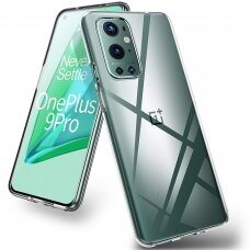 Case X-Level Antislip/O2 Oneplus 9 Pro 5G clear