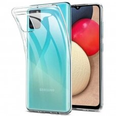 Case X-Level Antislip/O2 Samsung A035 A03s clear