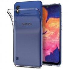 Case X-Level Antislip/O2 Samsung A105 A10 clear