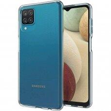 Case X-Level Antislip/O2 Samsung A125 A12 clear