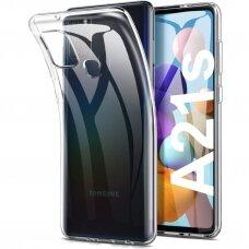 Case X-Level Antislip/O2 Samsung A217 A21s clear