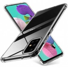 Case X-Level Antislip/O2 Samsung A515 A51 clear