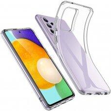Case X-Level Antislip/O2 Samsung A525 A52/A526 A52 5G clear