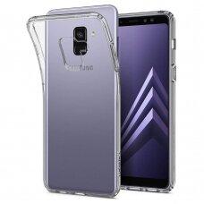Case X-Level Antislip/O2 Samsung A530 A8 2018 clear