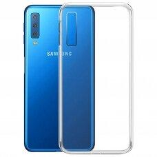 Case X-Level Antislip/O2 Samsung A750 A7 2018 clear