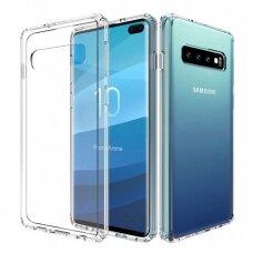 Case X-Level Antislip/O2 Samsung G975 S10 Plus clear