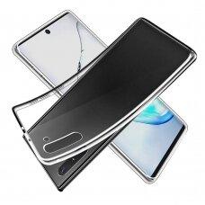 Case X-Level Antislip/O2 Samsung N970 Note 10 clear