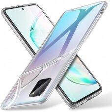 Case X-Level Antislip/O2 Samsung Note 10 Lite/A81 clear