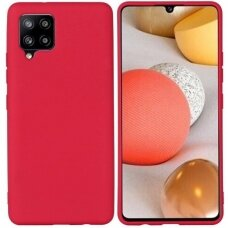 Case X-Level Dynamic Samsung A125 A12 red