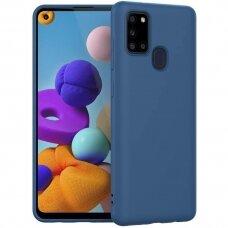 Case X-Level Dynamic Samsung A217 A21s dark blue