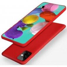 Case X-Level Dynamic Samsung A515 A51 red