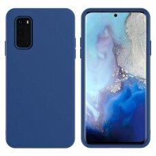 Case X-Level Dynamic Samsung G981 S20/S11e dark blue