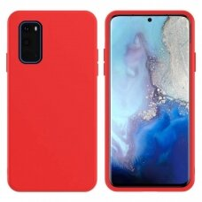 Case X-Level Dynamic Samsung G981 S20/S11e red