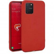 Case X-Level Dynamic Samsung S10 Lite/A91 red
