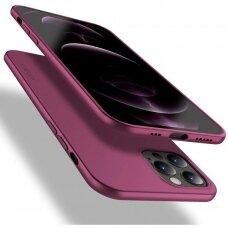 Case X-Level Guardian Apple iPhone 12/12 Pro bordo