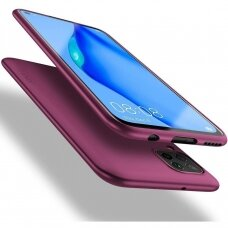 Case X-Level Guardian Huawei P40 Lite/Nova 6 SE/Nova 7i bordo