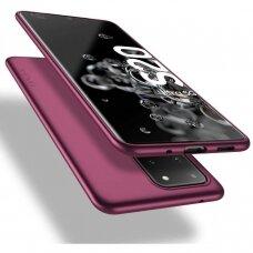 Case X-Level Guardian Samsung G988 S20 Ultra/S11 Plus bordo