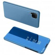 Clear View Case cover for Huawei P40 Lite / Nova 7i / Nova 6 SE blue (HWP40LT)
