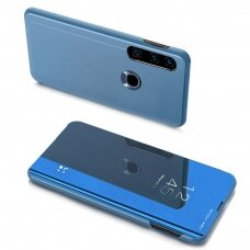 Clear View Case cover for Oppo A31 blue