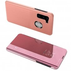 Clear View Case cover for Samsung Galaxy A11 / M11 pink