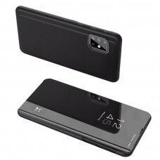 Clear View Case cover for Samsung Galaxy M31s black