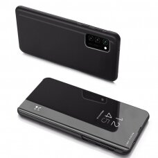 Clear View Case cover for Samsung Galaxy Note 20 black