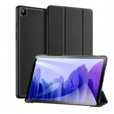 DUX DUCIS Domo Tablet Cover with Multi-angle Stand and Smart Sleep Function for Samsung Galaxy Tab A7 Lite black