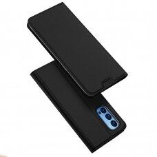 DUX DUCIS Skin Pro Bookcase type case for Oppo Reno 4 black