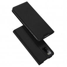 DUX DUCIS Skin Pro Bookcase type case for Samsung Galaxy A02s EU black