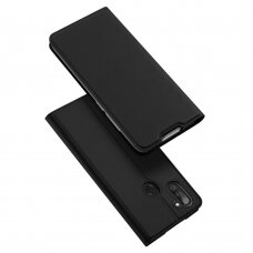 DUX DUCIS Skin Pro Bookcase type case for Samsung Galaxy A11 / M11 black